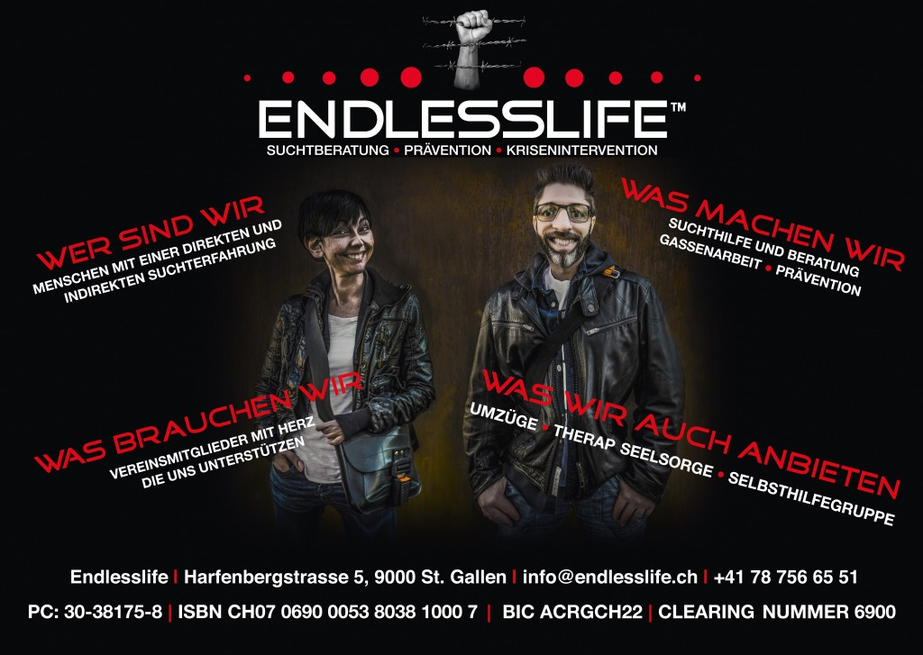 ENDLESSLIFE flyer